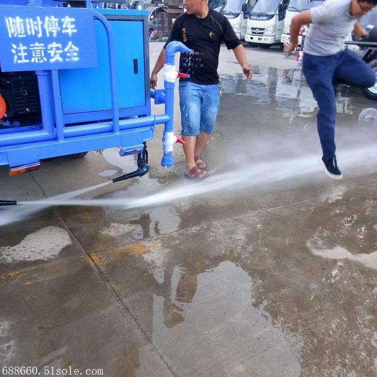 陕西5吨雾炮洒水车多少钱