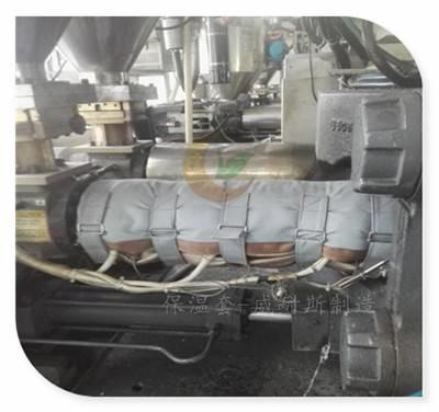 舞钢板式换热器软质保温套使用期长
