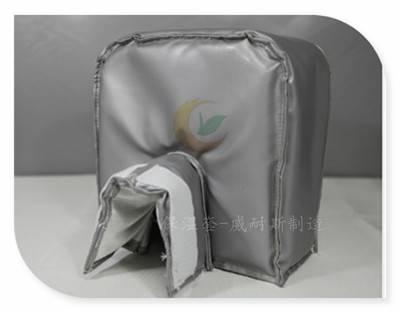 易脱卸中型设备保温夹克性能