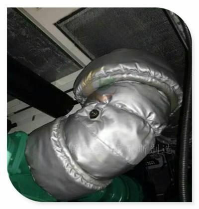 松滋蒸汽阀门保温被材料