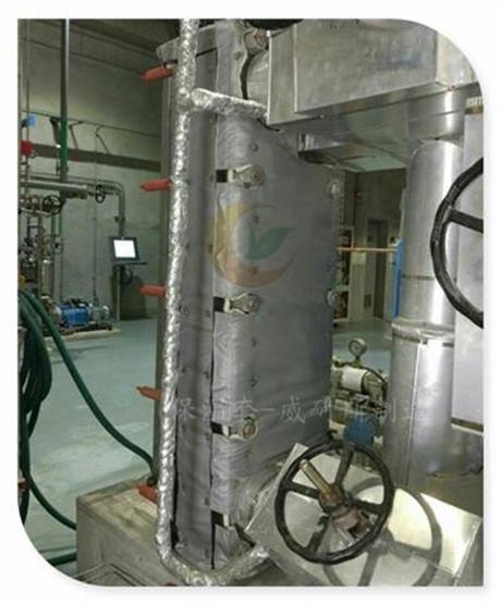 西双版纳可拆卸式换热器保温马甲哪家强