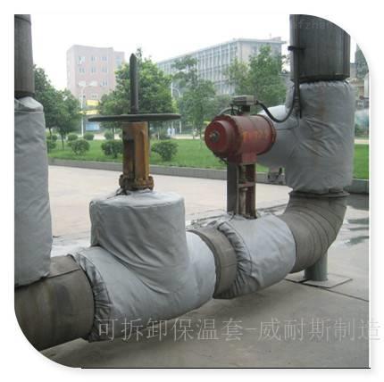 河南开封排气管保温套解决方案