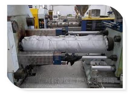 易拆卸热电厂保温套优惠价多少
