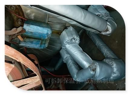 河南洛阳窑炉保温套图片