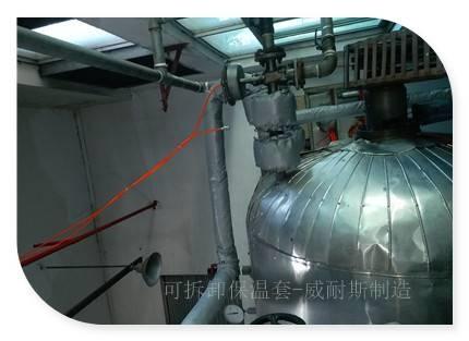 可拆卸蒸汽管道绝热套哪家专业