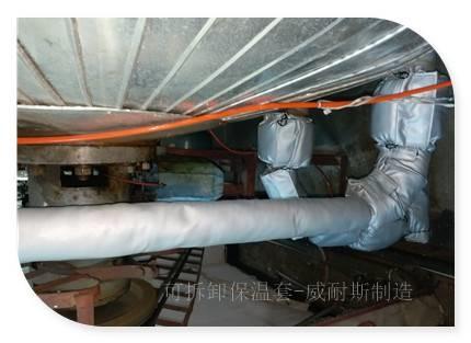 易拆卸电加热罩耐高温