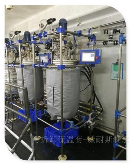 易拆卸电加热套流程