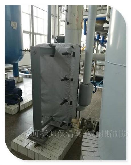 江苏无锡换热器软保温衣供应商