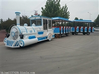 宝塔区观光火车