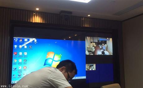 无线大屏幕100寸98寸86寸75寸智能会议交互平板