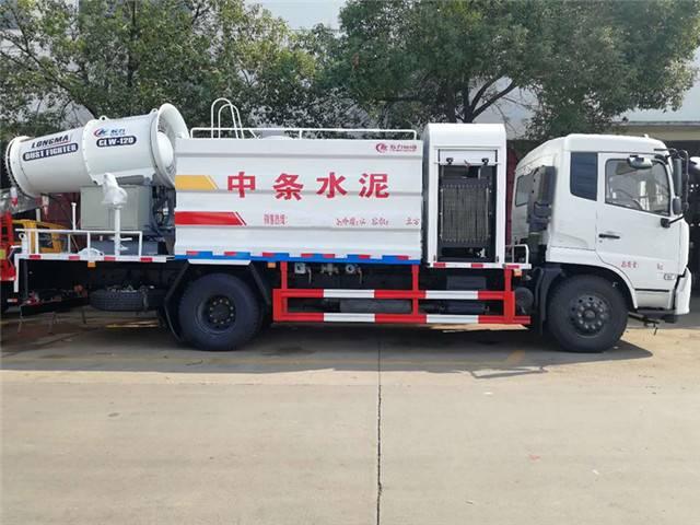 上海市60米多功能抑尘车厂家 上海60米雾炮洒水车厂家