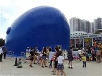 全国大型温馨七彩灯光展,充气游乐设备鲸鱼岛低价出租