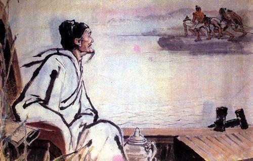 为现代中国水墨人物画在天下反法西斯战争的艺坛上确立了庆幸的职位.