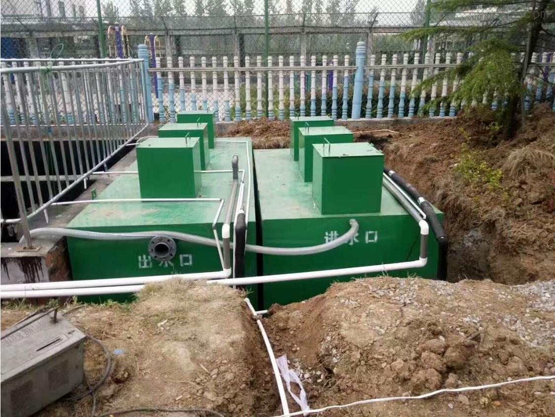 农村污水一体化设备
