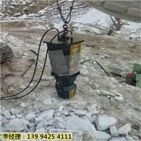 重庆南岸露天开采石头打不动用什么机器-一直被模仿