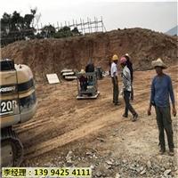福建南平市高速公路修建遇到硬石头炮机打不动破石机-优质服务