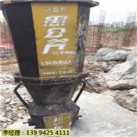 江苏姜堰市人工破石头简单高效的方法-作业视频