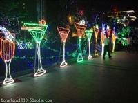 精美绝伦灯光节  灯光节厂家打造视觉盛宴