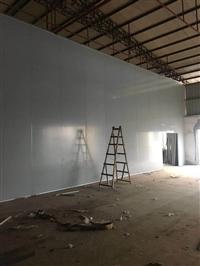 彩钢板隔墙施工