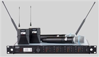 SHURE 舒尔 ULXD4Q 无线数字话筒批发经销商 舒尔话筒麦克风