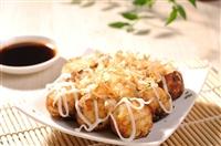 臺灣美食小吃,外酥內嫩美味皇章魚燒