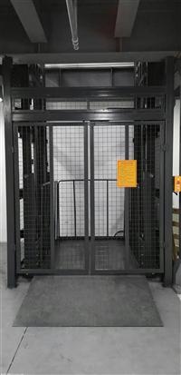 液压货梯厂可定惠州液压升降货梯