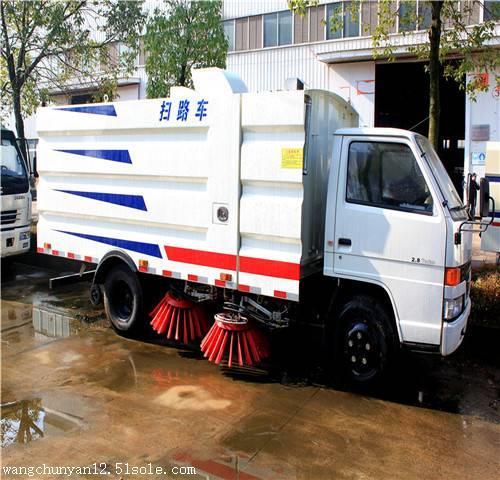 各种型号道路洗扫车报价 南通二手扫路车哪家好