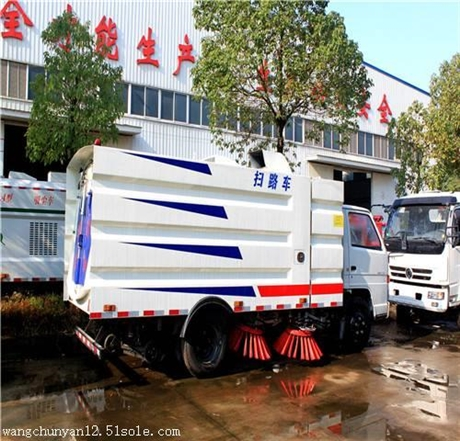 公路清扫车价格 二手扫路车厂家生产厂家