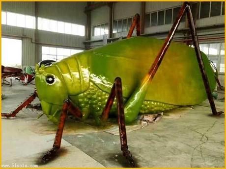 仿真昆虫标本生产制作