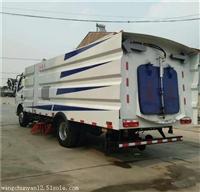 9吨扫路车价格 二手扫路车报价多少钱辆