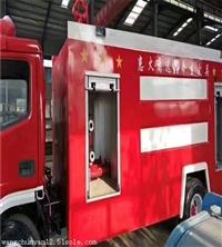 消防车多少钱一次 吴忠的消防车厂家