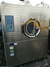 濮阳二手5平方冷冻干燥机 3000L单效外循环蒸发器