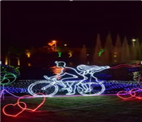 2018灯光节造型灯出售 灯光艺术节
