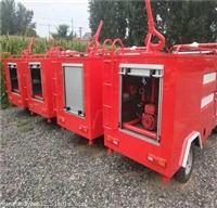 4坐电动消防车图片 运城消防车厂家