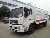 东风天锦16吨道路清扫车