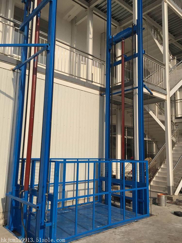 新闻资讯 天水升降机厂家 供应移动剪叉四轮升降机价格  液压升降货梯图片