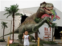 祥龙出售1-20米电动仿真恐龙
