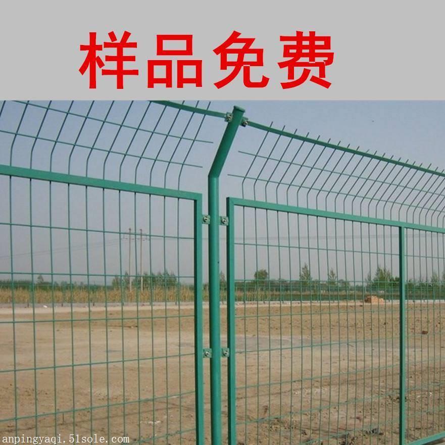 1.8*3米框架护栏网+工厂安全防护网+公路护栏网