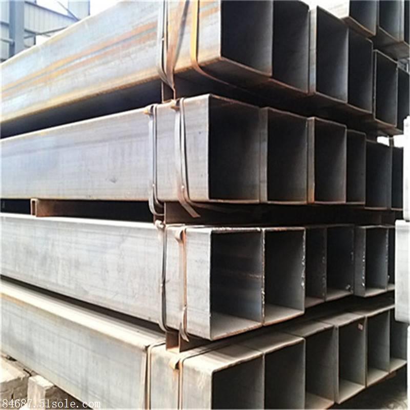昆明方管价格 热轧方管 热镀锌方管现货供应