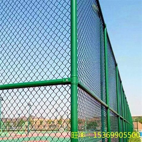 篮球场围网怎么安装
