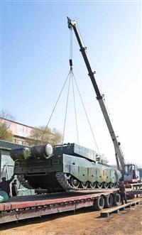 特戰車裝甲步兵車99坦克車模型 游樂觀光車 國防教育設備廠