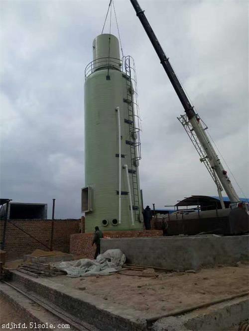 内蒙古脱硫脱硝设备玻璃钢材质厂家