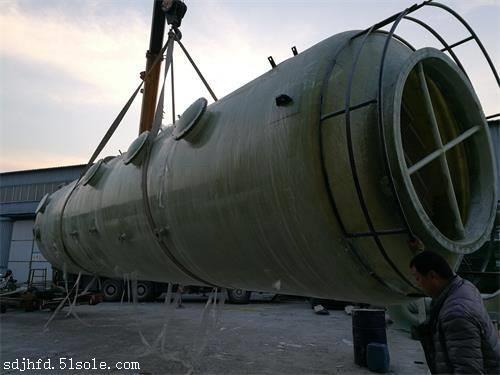 广东脱硫脱硝设备玻璃钢材质厂家