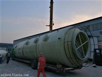甘肃脱硫塔塔玻璃钢材质厂家