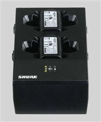 SHURE 舒尔 SBC200 双插座充电站 舒尔话筒批发零售 舒尔鹅颈话筒