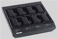 SHURE 舒尔 SBC800 八单元充电站 舒尔话筒批发零售