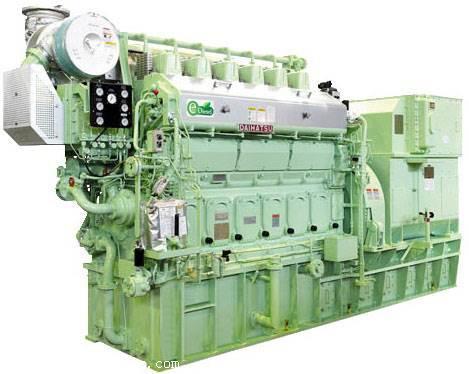大发船用发电机组(460KW-6,300KW)