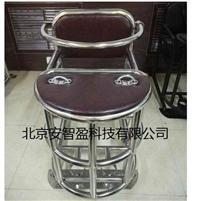 不锈钢审讯椅优质钢材/加固型不锈钢审问椅