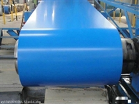 冠洲深天藍高耐蝕彩涂卷 低成本高品質