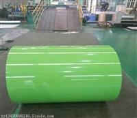冠洲荷葉綠彩鋼板闊葉綠彩涂板 規格齊全